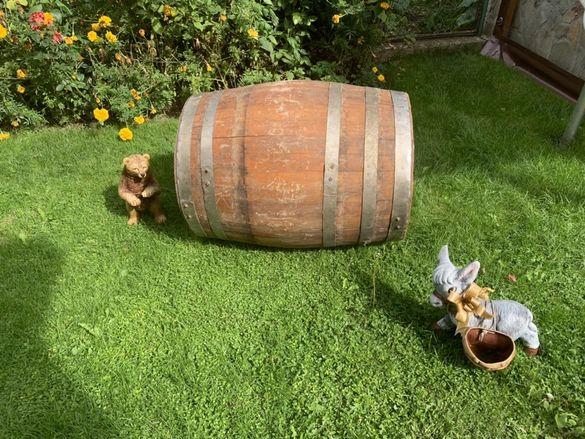 Дъбова бъчва - 300 литра
