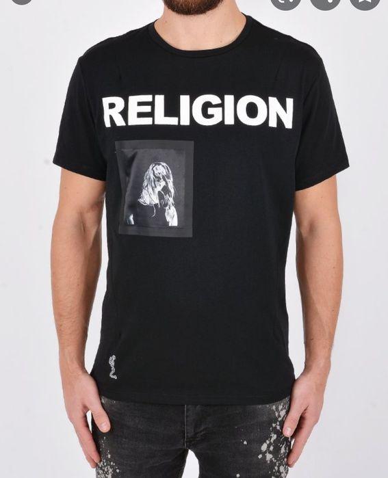 Tricou religion nou original marim L