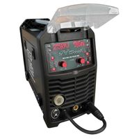 Телоподаващ заваръчен апарат синергичен MIG-200 Pulse Pro