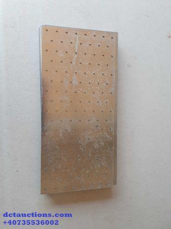 Set conectori metalici plati 16x24 cm