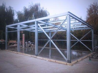 Vand containere modulare tip casa de locuit termoizolata.