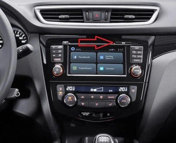 Card harti navigatie Nissan Connect LCN1 LCN3 Qashqai Juke Micra
