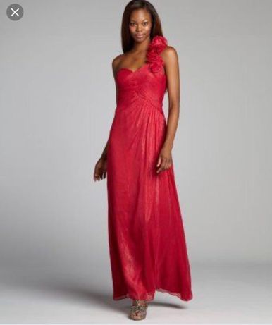 Платье вечернее Aidan Mattox, XS