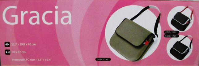 geantă laptop de designer, Barcelona Gracia nouă, in cutie