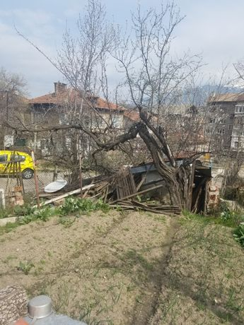 Почистване на дворове и запустели парцели ГРАД ДУПНИЦА
