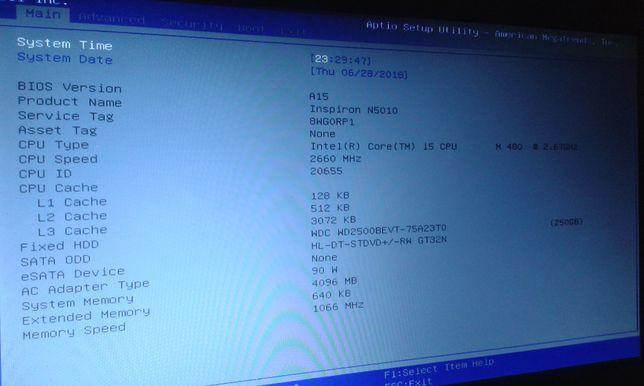 DELL N5010 i5
