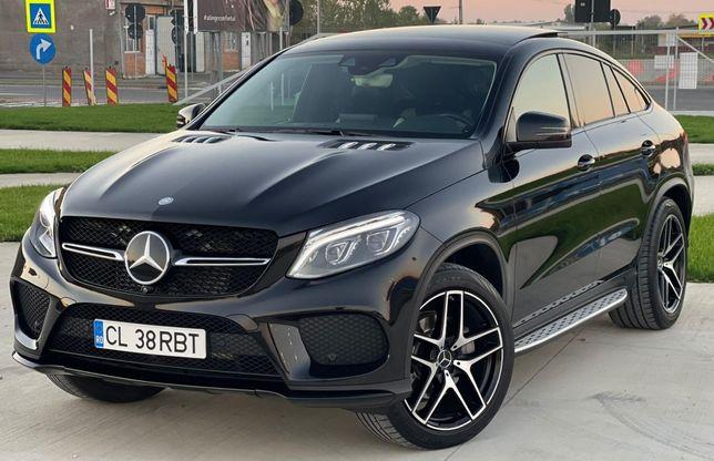 Mercedes-Benz GLE Coupe / AMG Edition 1/ Interior Bicolor / Variante/