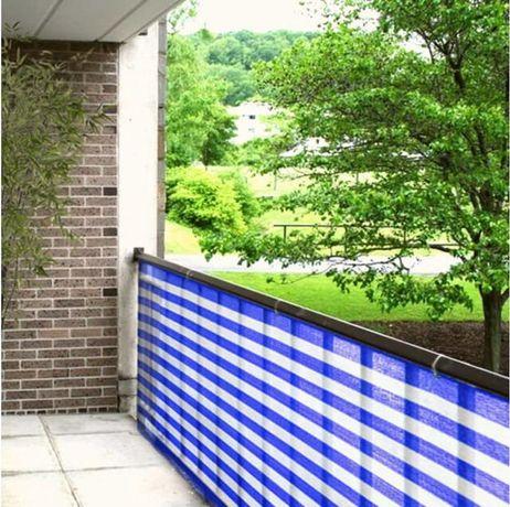 Параван за тераси, балкони, парапети 0,9 * 5 м метра