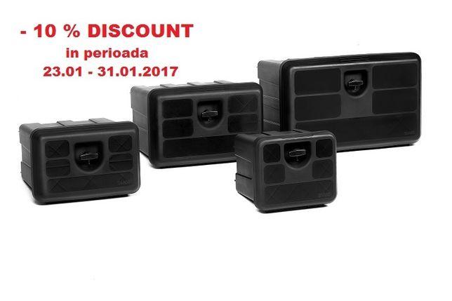 Cutie Pentru Camion -Auto medie semiremorci 600X 400 X 470