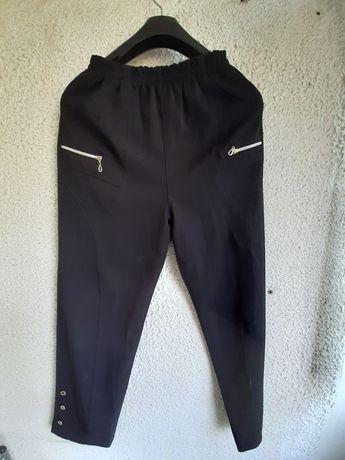 Панталон висока талия с ластик