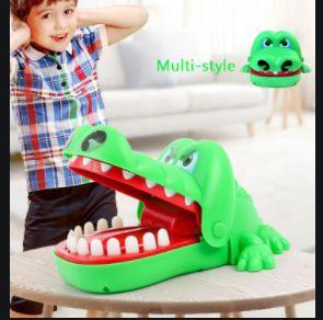 Crocodil dentist funny muscator pentru copii jucarii funny copii
