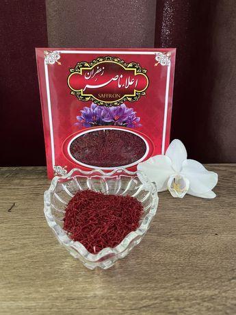 Șofran persan autentic- pliculețe 4,6 g/ 2,4 g