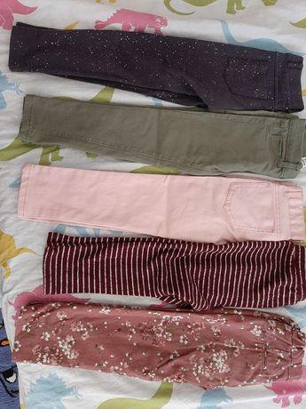 Pantaloni 3 ani, blugi, Zara
