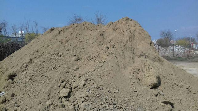 Pamant negru.balast.nisip.sort