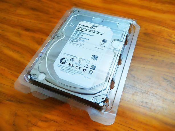 Продам новый жесткий диск Seagate 5 000 Гб + гарантия 12 месяцев