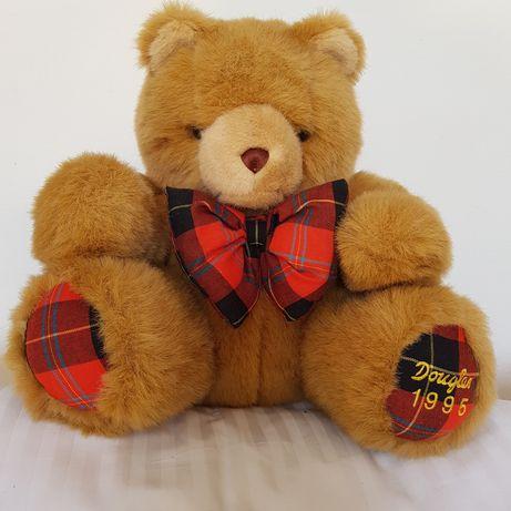 Ursulet Douglas din pluș de colecție