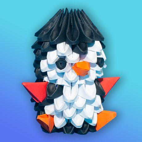 Pinguin hartie de diferite dimensiuni