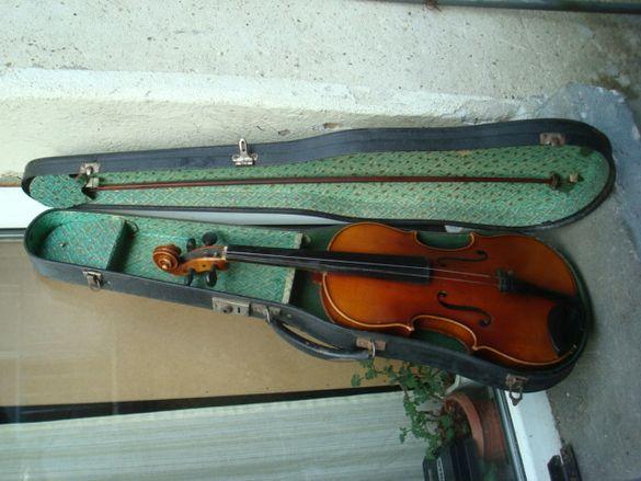 Цигулка за сервизиране Antonius Stradivarius Made in Germany