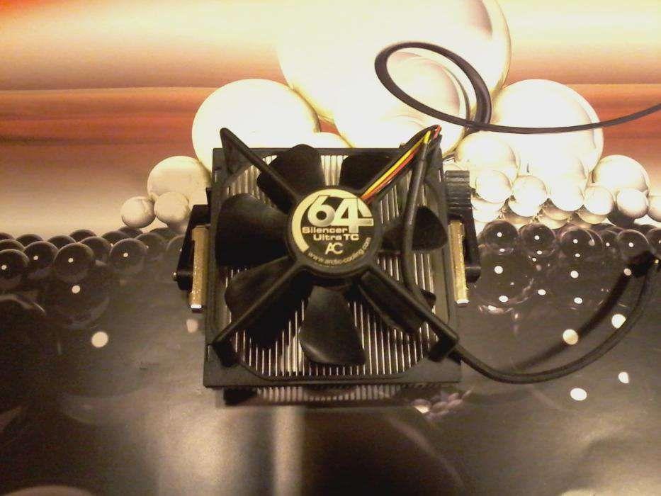 Cooler Arctic Cooling Silencer 64 Ultra TC Bucuresti - imagine 1