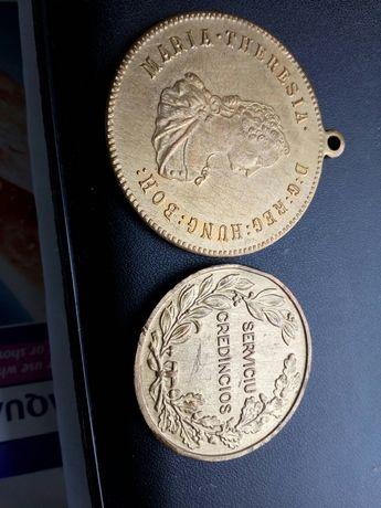 Vand medalii foarte vechi vintage