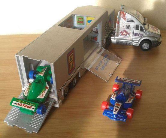 Jucaria masina Racing Team Maisto 34 cm