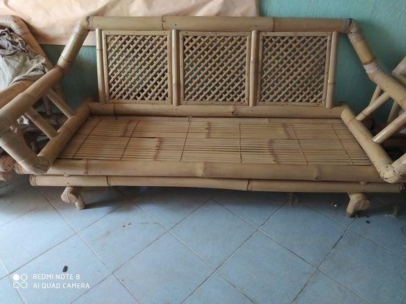 Диван фотьойл и маса