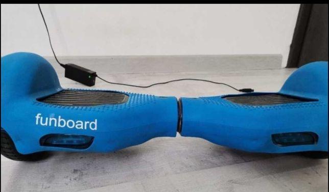 Hovearboard albastru