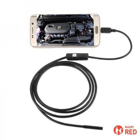 АКЦИЯ!! Эндоскоп для телефона 2м 5м Type-c mini USB USB
