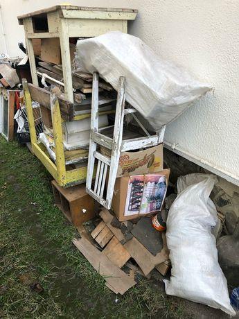 Trasport moloz mobilă  gunoaie