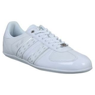 Adidasi Quick alb