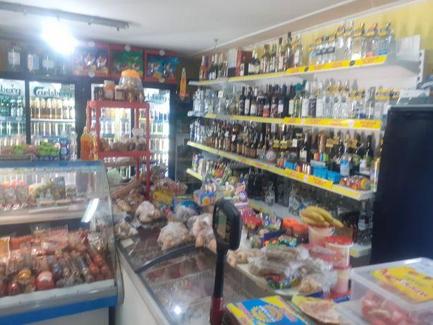 Продам продуктовый виноводочный магазин
