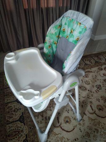 Срочно детский стул для кормления трансформер.