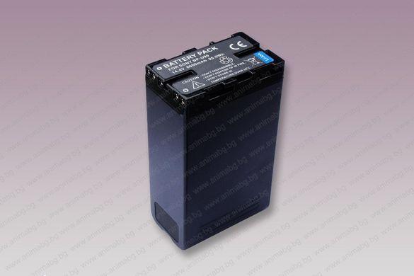 ANIMABG Батерия модел BP-U90 за видеокамери на Sony