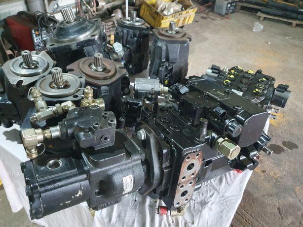 Pompe hidraulice si Distribuitoare