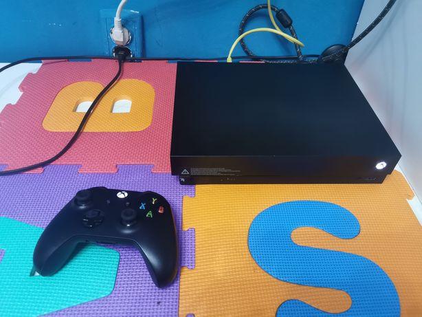 Xbox one X impecabil