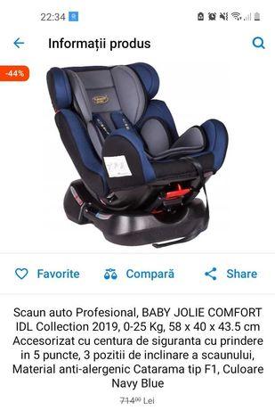 Scaun auto ptr copii