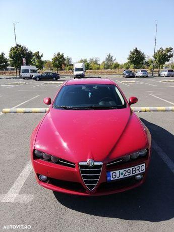Alfa Romeo 159 2005, 158.000 km reali