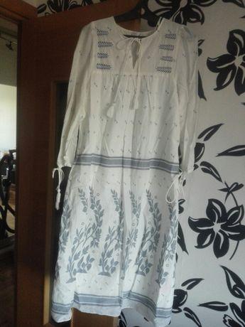 Платье zara новое р-р 44-46