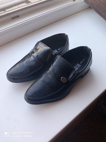 Туфли на мальчика, 24 размер
