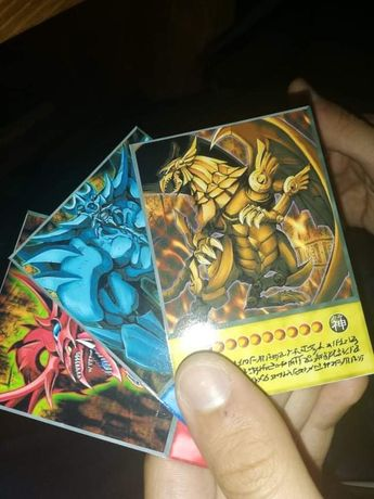 Yu-Gi-Oh! Anime Style Cards/Decks (Вижте Описанието)