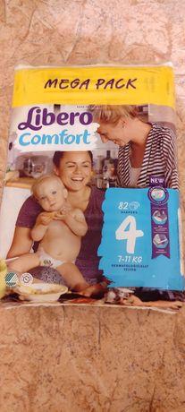 Продам подгузники Libero 4 comfort