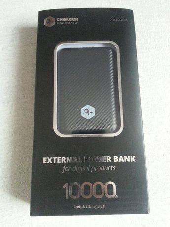 Baterie Externa 10.000 mAh, Quick Charge 3.0, noua sigilata.