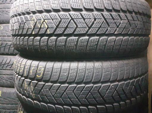 225/55/19 Pirelli - cauciucuri iarna
