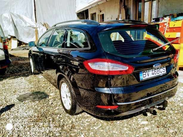 Ford Mondeo MK4 business