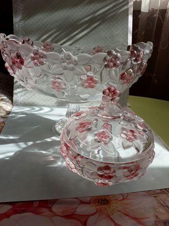 Продам вазу для конфет и варенья
