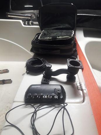 Етернет разклонител иCPS HUMMINBIRD AS ETH 5PS  стойка 360 ,  чанта
