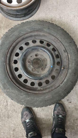 Джанта 15 мерцедес с гума 185 60 15