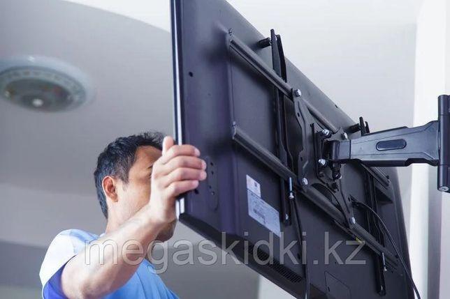 Установка телевизоров подвеска кронштейна на стену отау тв настройка
