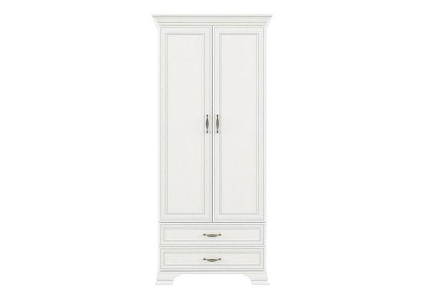 Шкаф для одежды 2Д  (Tiffany 2DG2S), коллекции Тиффани