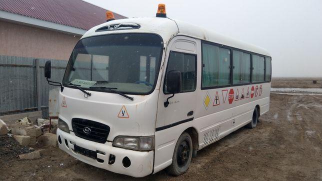 Автобус хендай каунти 2002